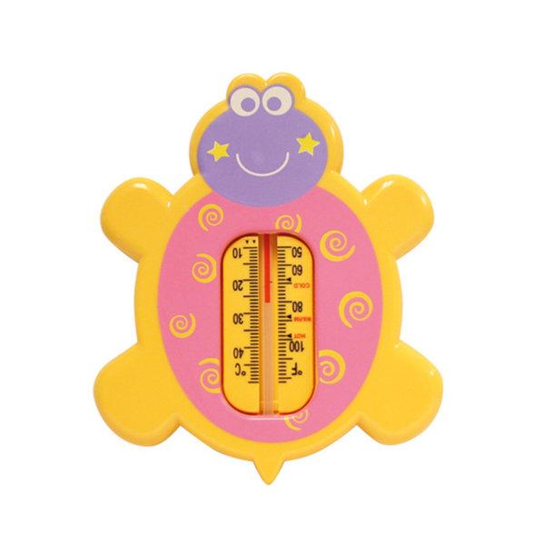"Lorelli Термометър за баня ""Костенурка"" - Жълт 1025003"